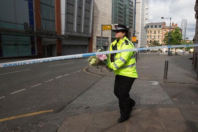 PHOTOS: Deadly concert bombing in Manchester