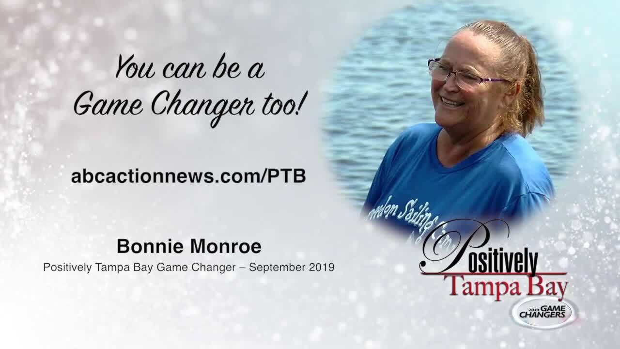 Bonnie Monroe September Game Changer