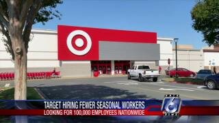 Target's hiring plans for the holidays