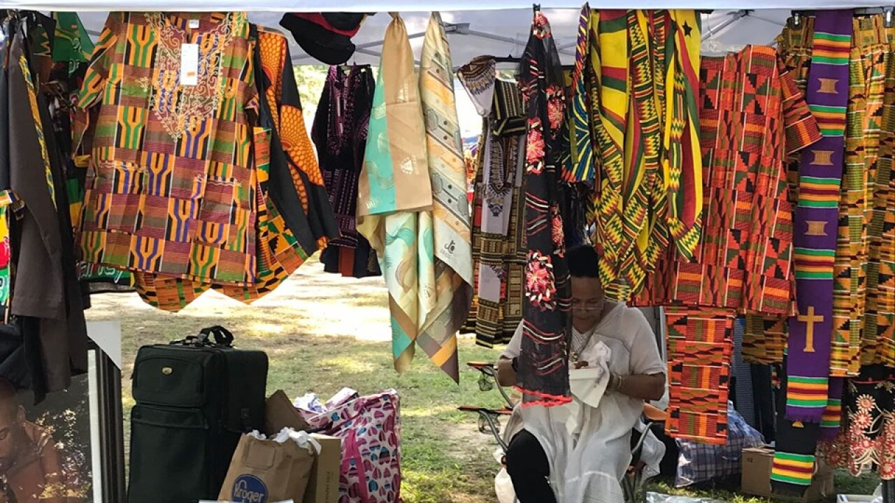 Afro Fest wraps up The Festival of Arts at Dogwood Dell