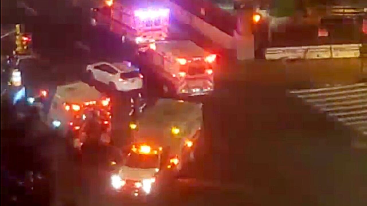 Lower East Side hit-and-run scene