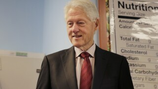 History channel working on doc series with Bill Clinton