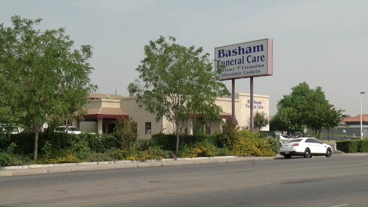Basham Funeral Care Shooting