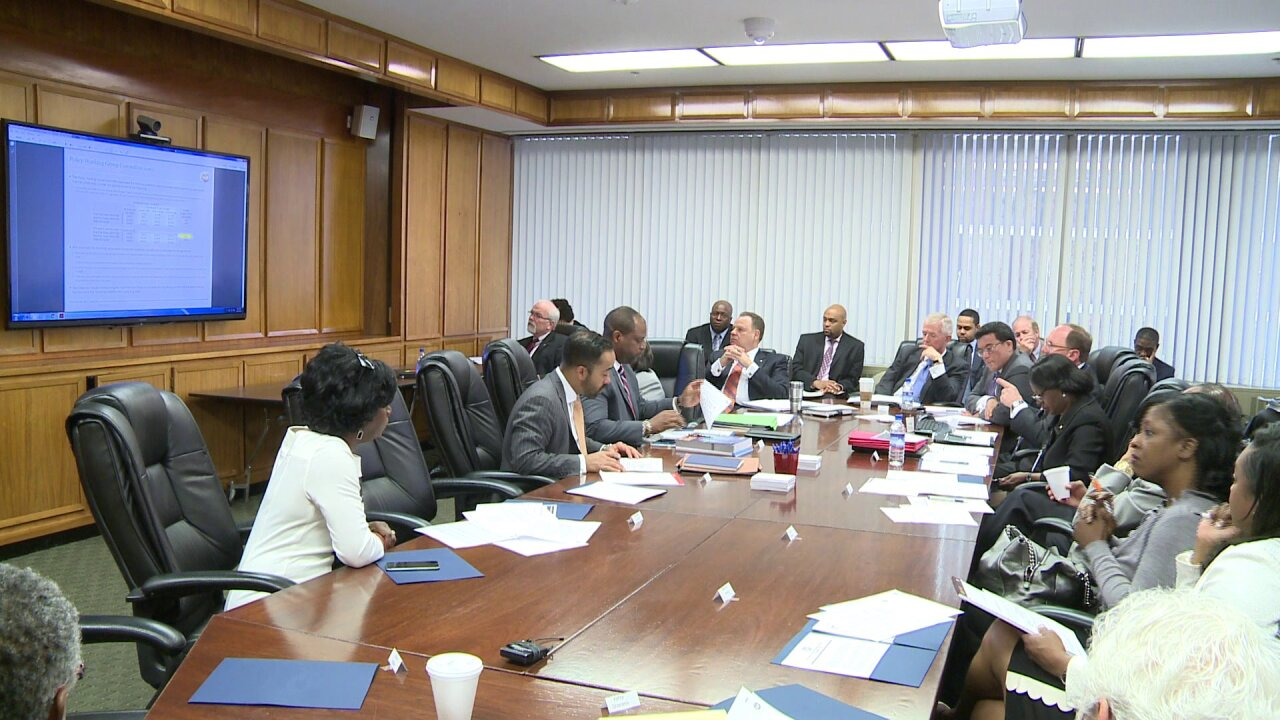 Ahead of planned school march, city leaders discuss sustainablerevenue