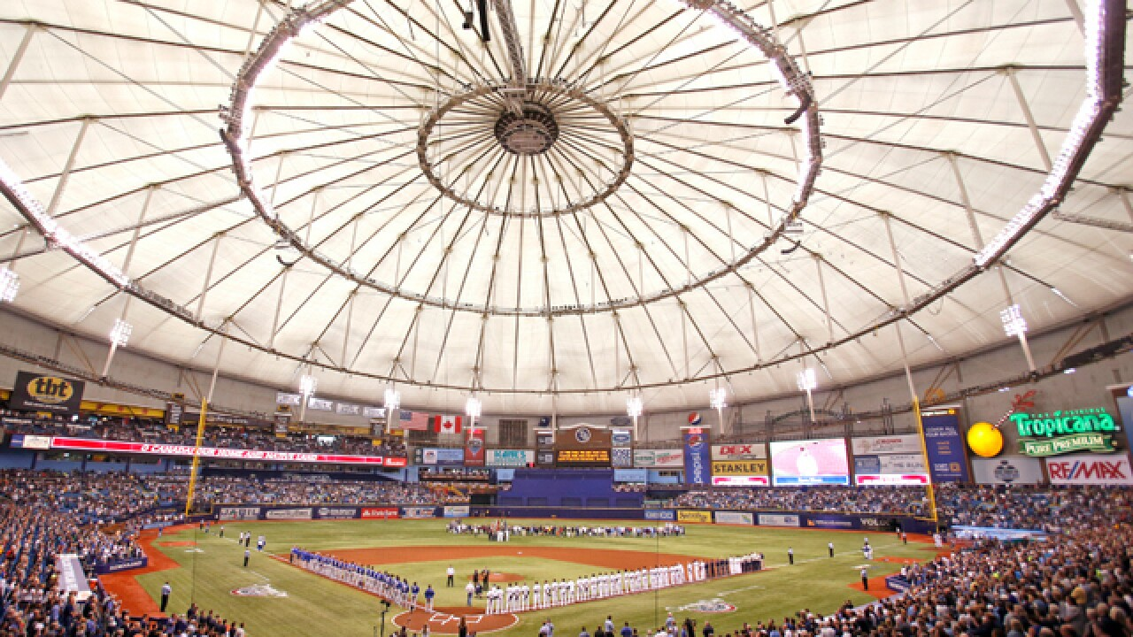 Tampa Bay Rays release 2020 regular season schedule