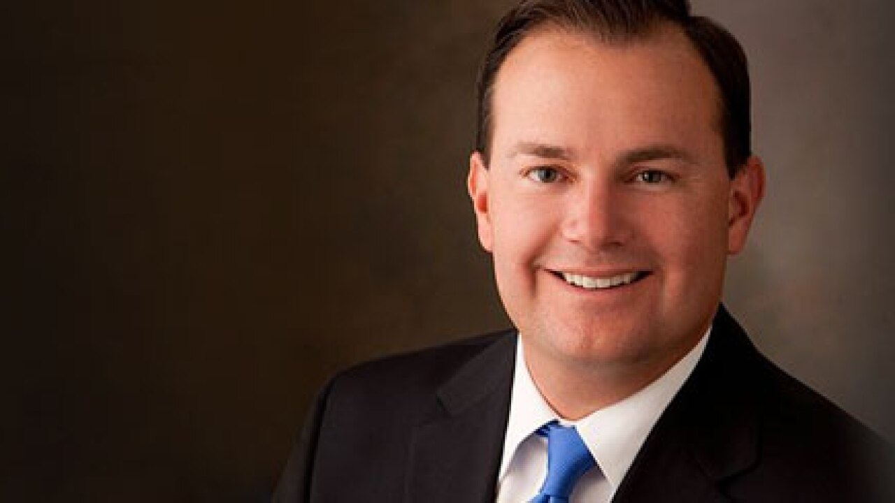 Sen. Mike Lee applauds bipartisan passage of criminal justice reform act