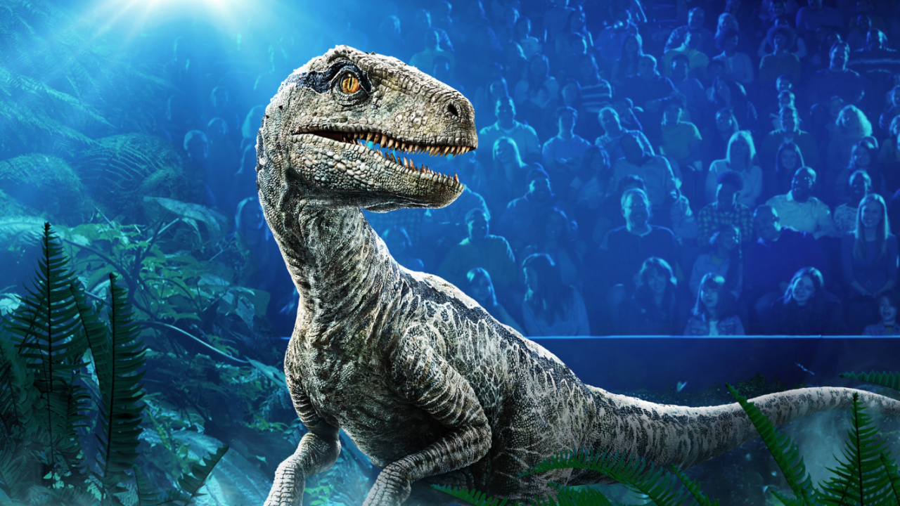 Jurassic World Live Tour is coming to the Hampton Coliseum!
