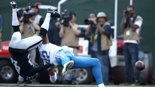 Detroit Lions v Oakland Raiders