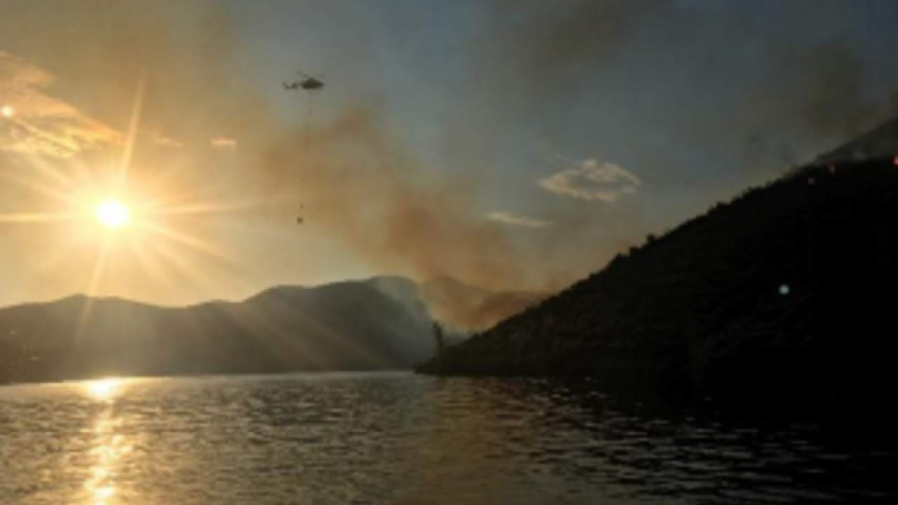 BLM Crews Respond to Multiple Fires