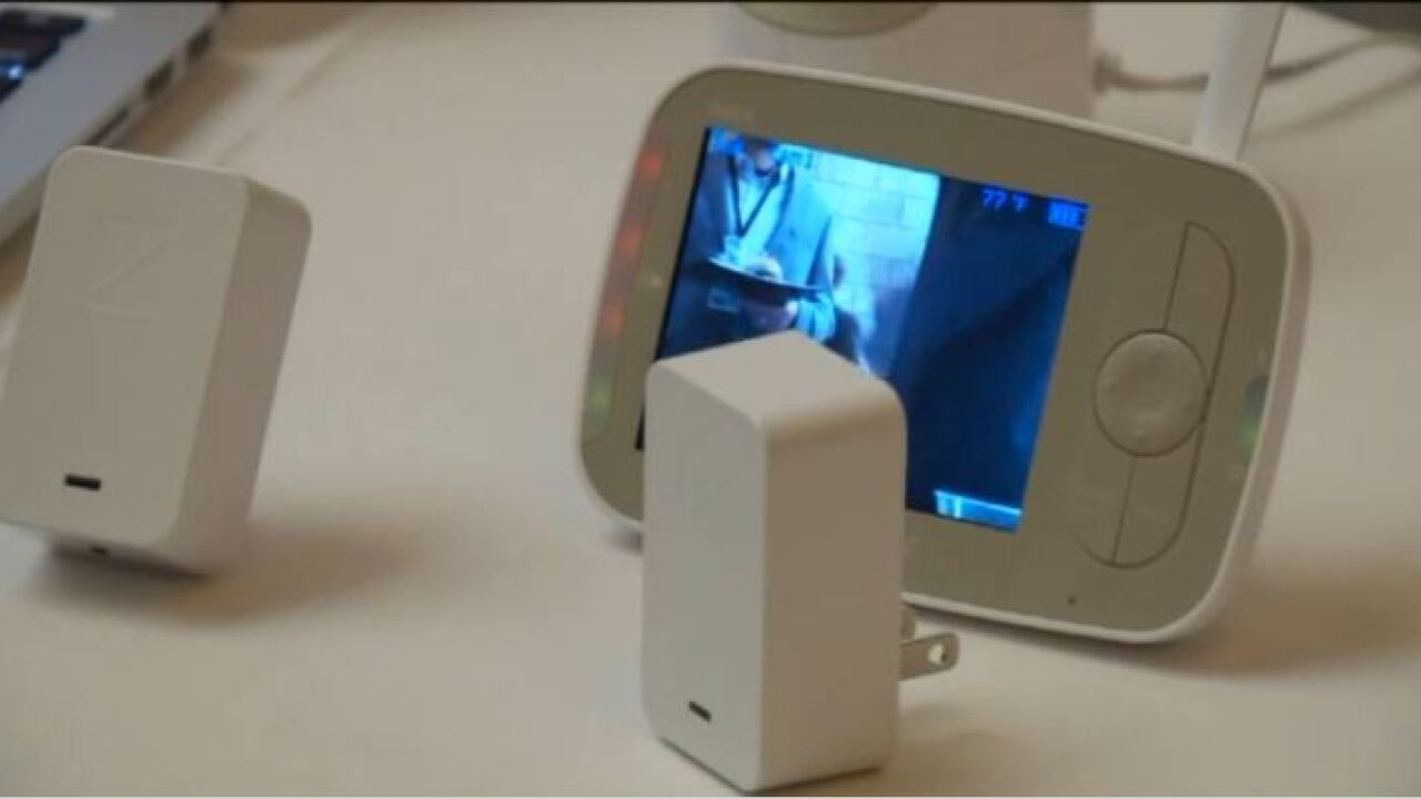 Baby monitor that tracks breathing among 'Bench-to-Bedside' contest entries at U ofU