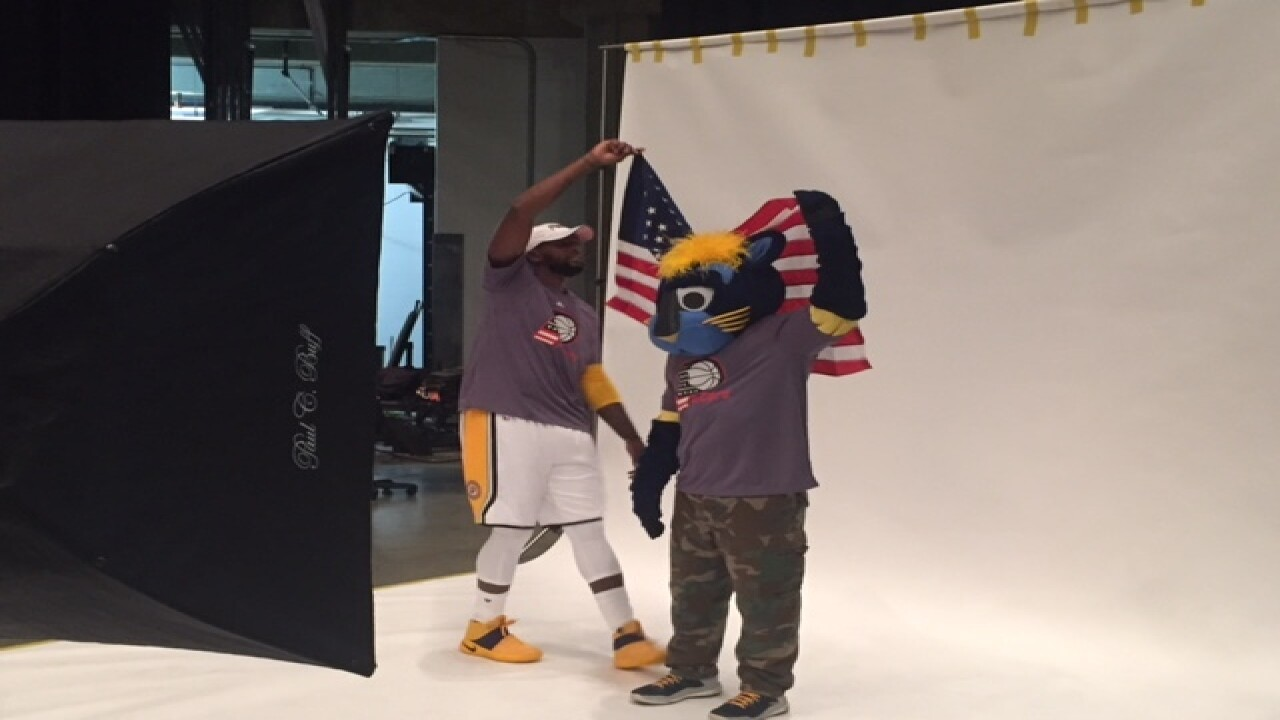 PHOTOS: Get ready - Pacers season opens soon
