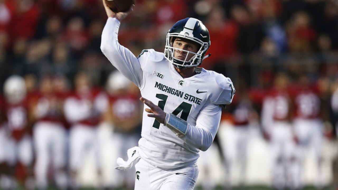 VIDEO: Lewerke, Willis, Bachie are Michigan State's captains