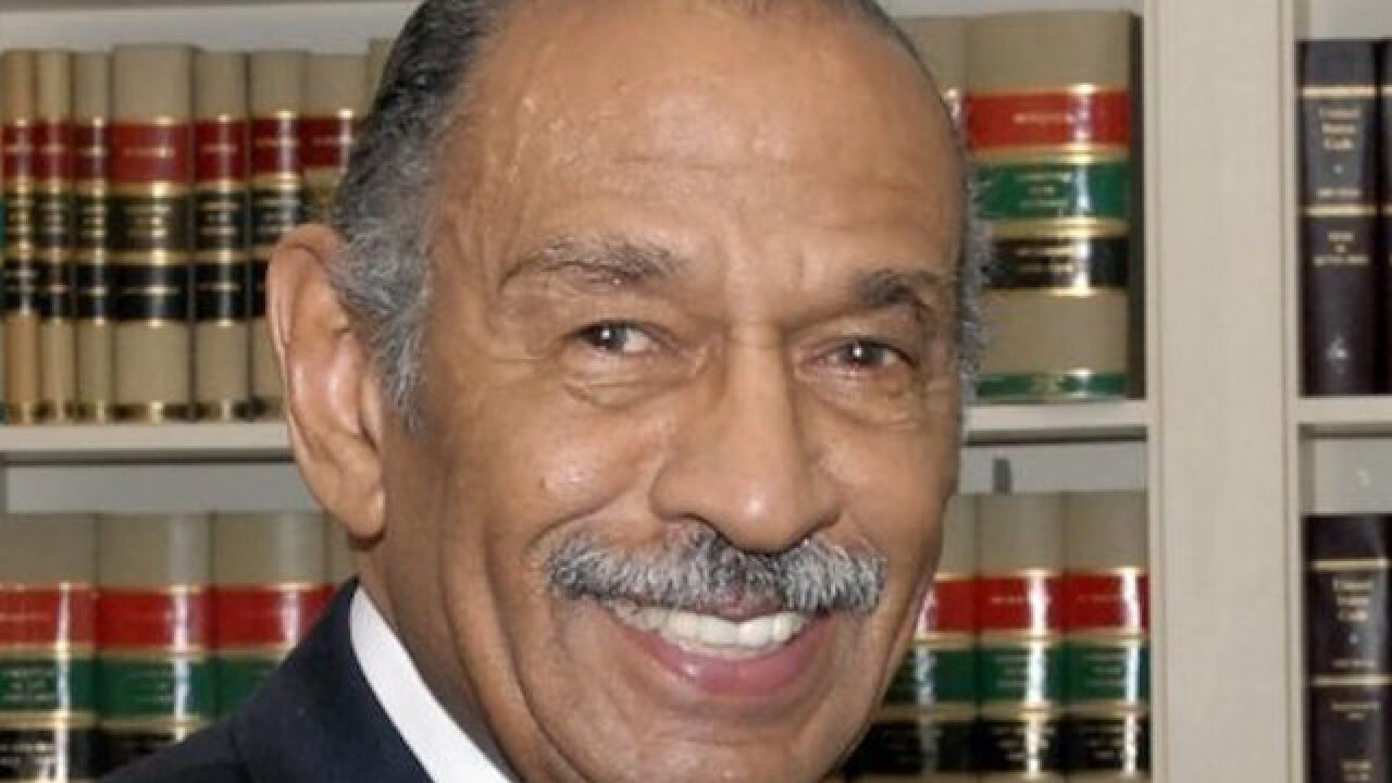 Conyers steps down from Judiciary Committee amid sexual harassment investigation