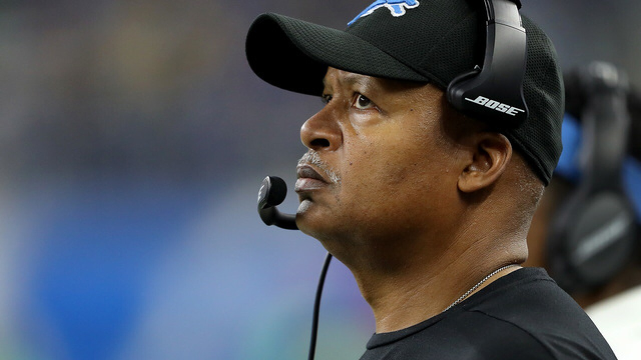 Lions fire Jim Caldwell after four seasons