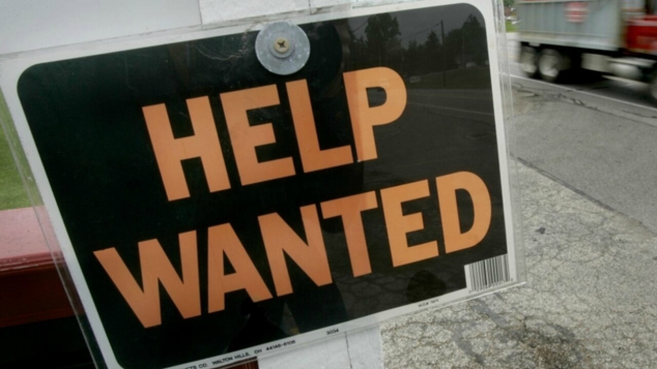 help wanted job fair