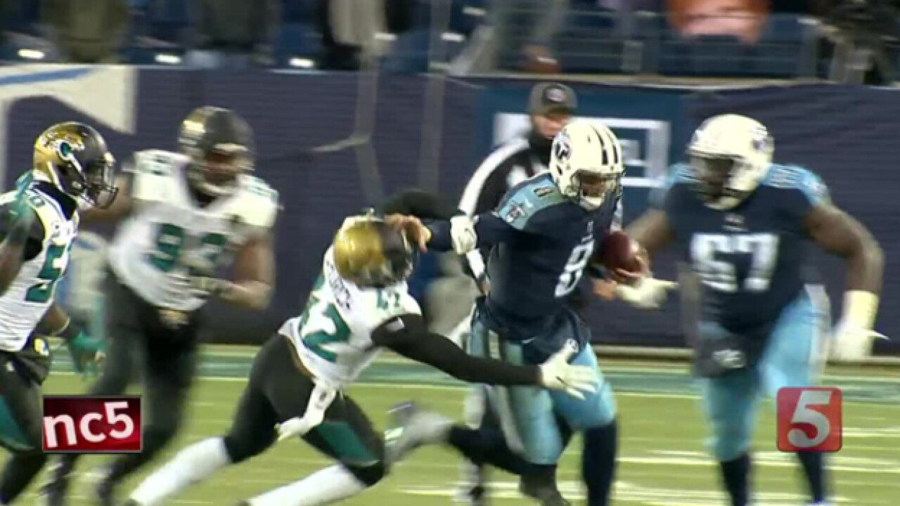 Nashville Rallies Around Titans For First Playoff Appearance In Nine Years