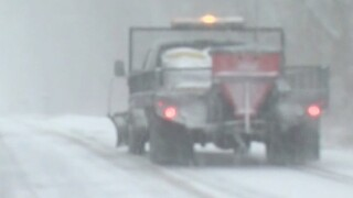 Snow causes crashes across Northern Kentucky