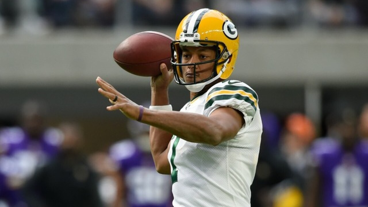 Former Chandler High School quarterback Brett Hundley traded to Seahawks