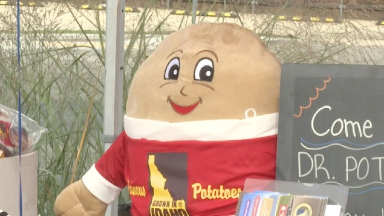 'Potato Palooza' happening at Albertsons