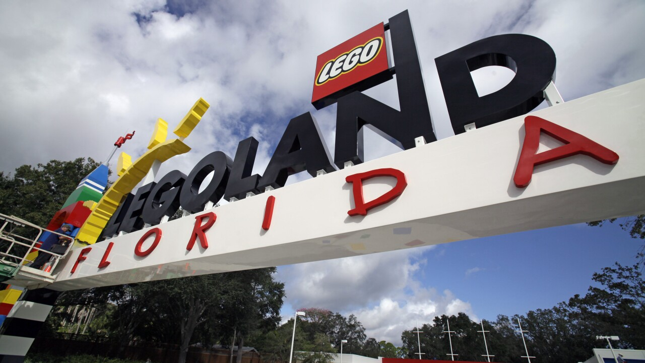 Legoland Florida Expansion