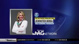 Montana Ag Network report for January 8