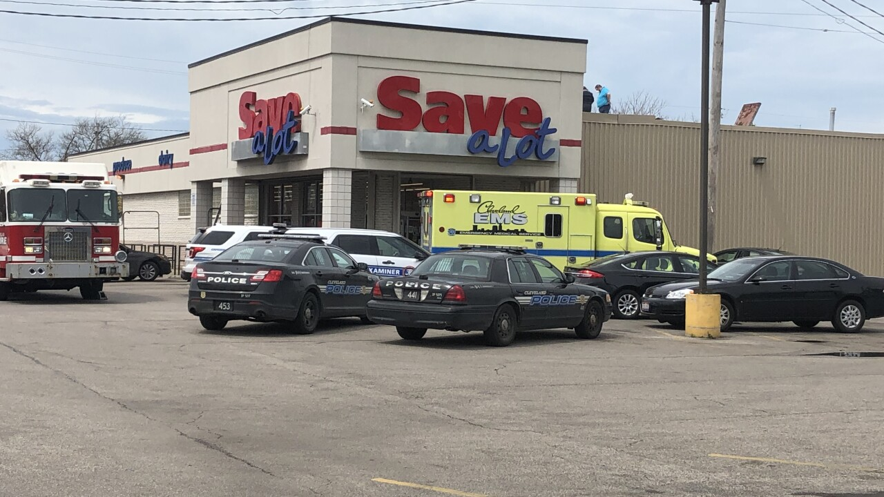 Body found in air duct at Cleveland grocery store after employees notice foul odor