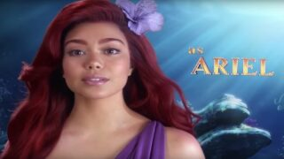 Here's An Early Peek At ABC's Production Of 'The Little Mermaid Live!'