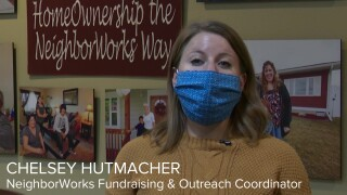 Chelsey Hutmacher, NeighborWorks Fundraising & Outreach Coordinator