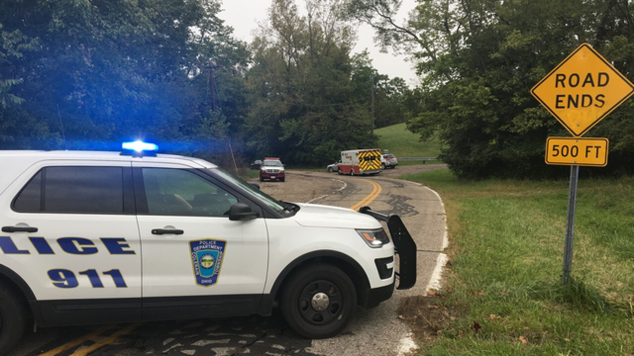 Body reported in park was a sex doll