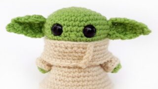 Here's How You Can Crochet Your Own Baby Yoda