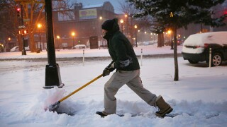 Here's how to stay safe while shoveling snow, according to Michigan physicians