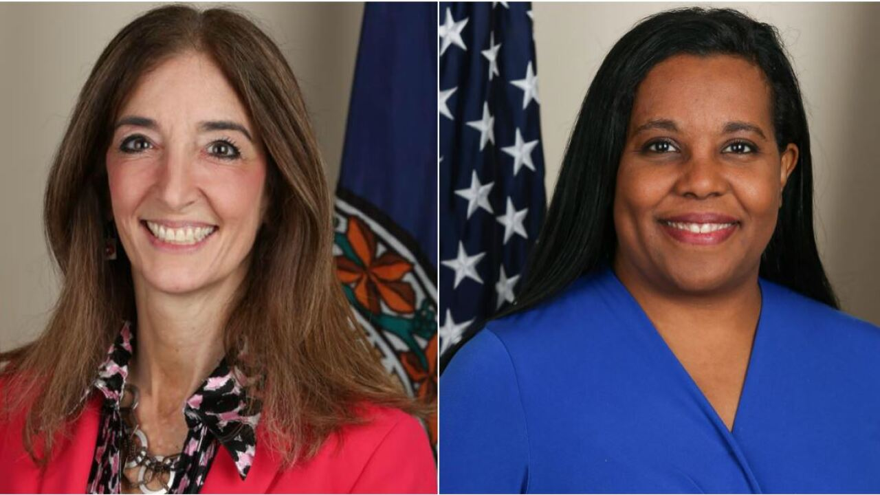 Women selected to lead House of Delegates for first time in Virginia history