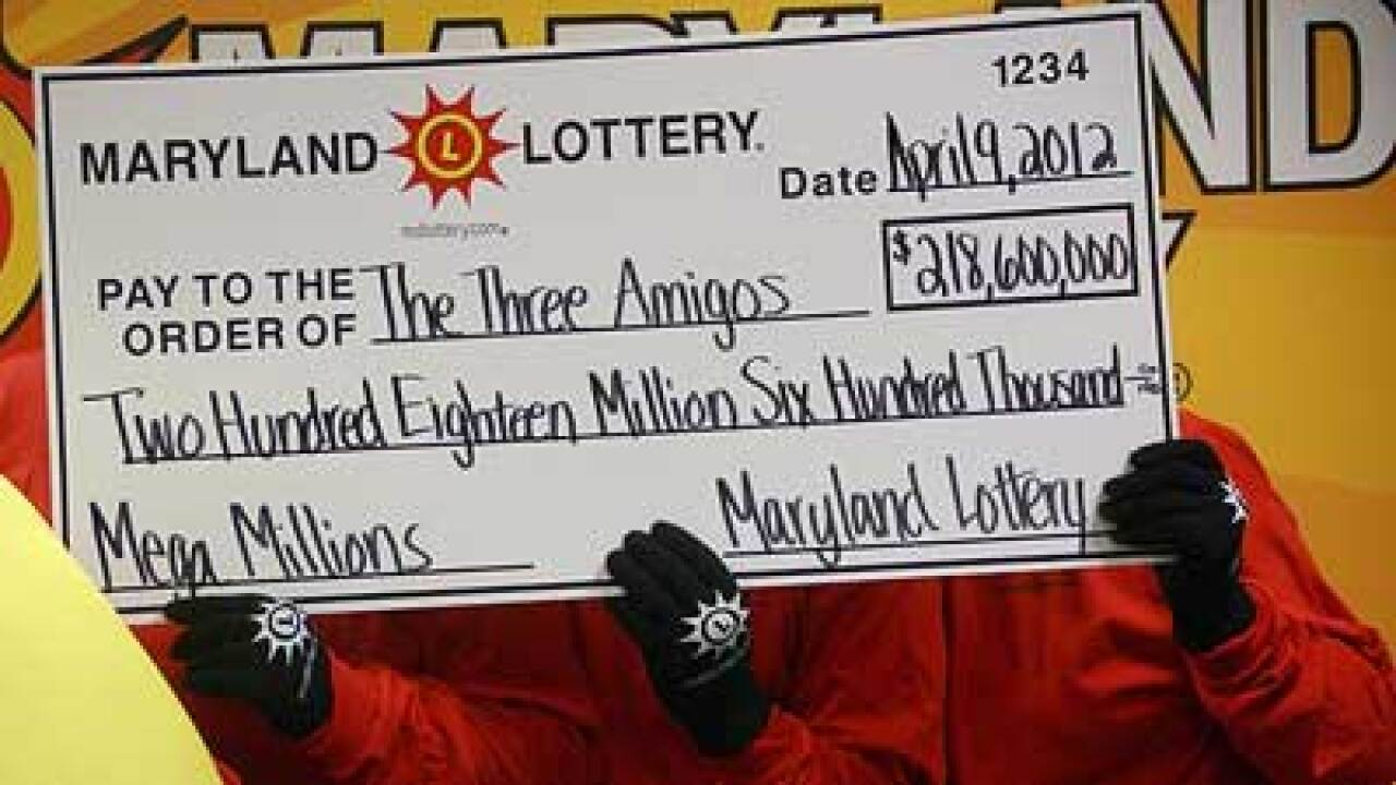 Maryland public school workers become secret millionaires with Mega Millions win