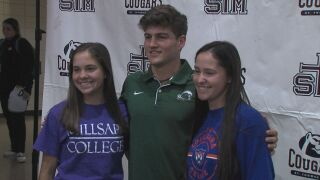 STM Signings Jake LaPrairie Meredith and Molly  Perry.jpg