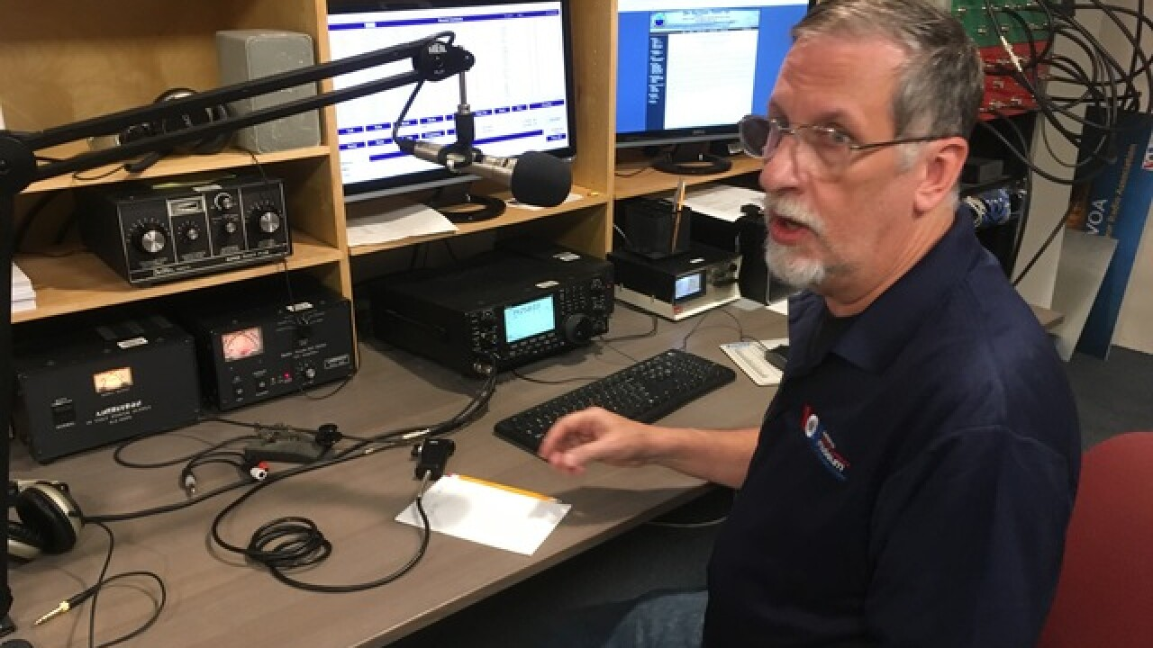 Ham radio operators could key role in disaster