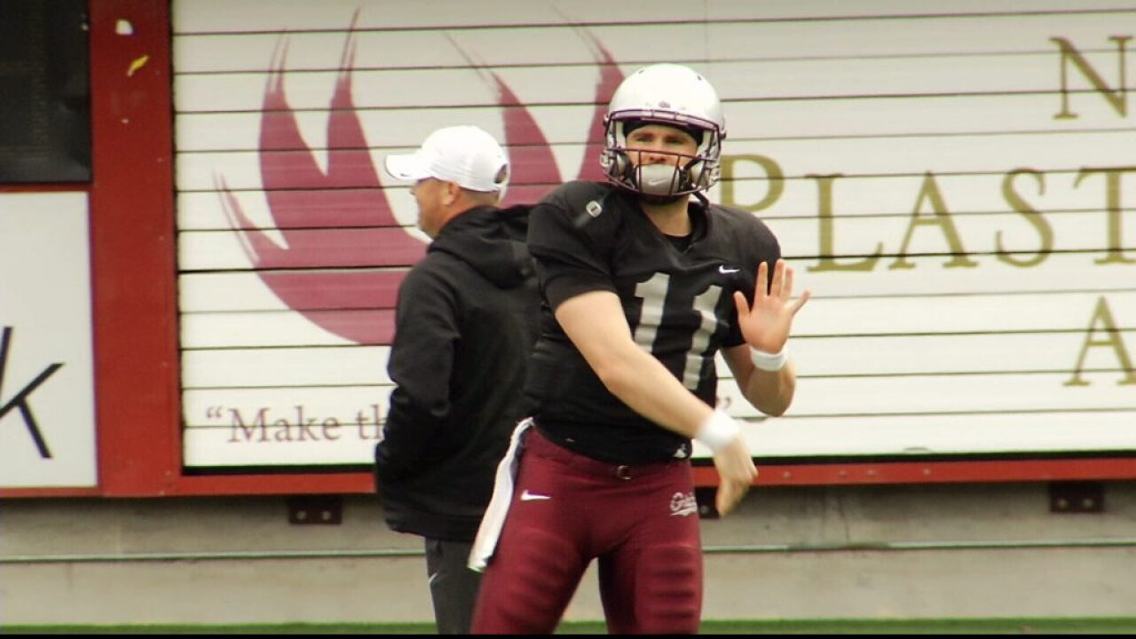 Montana Grizzlies have advantage with Dalton Sneed at quarterback