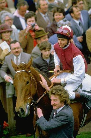 Sports Vault: Steve Cauthen burst onto the horse-racing scene in 1977