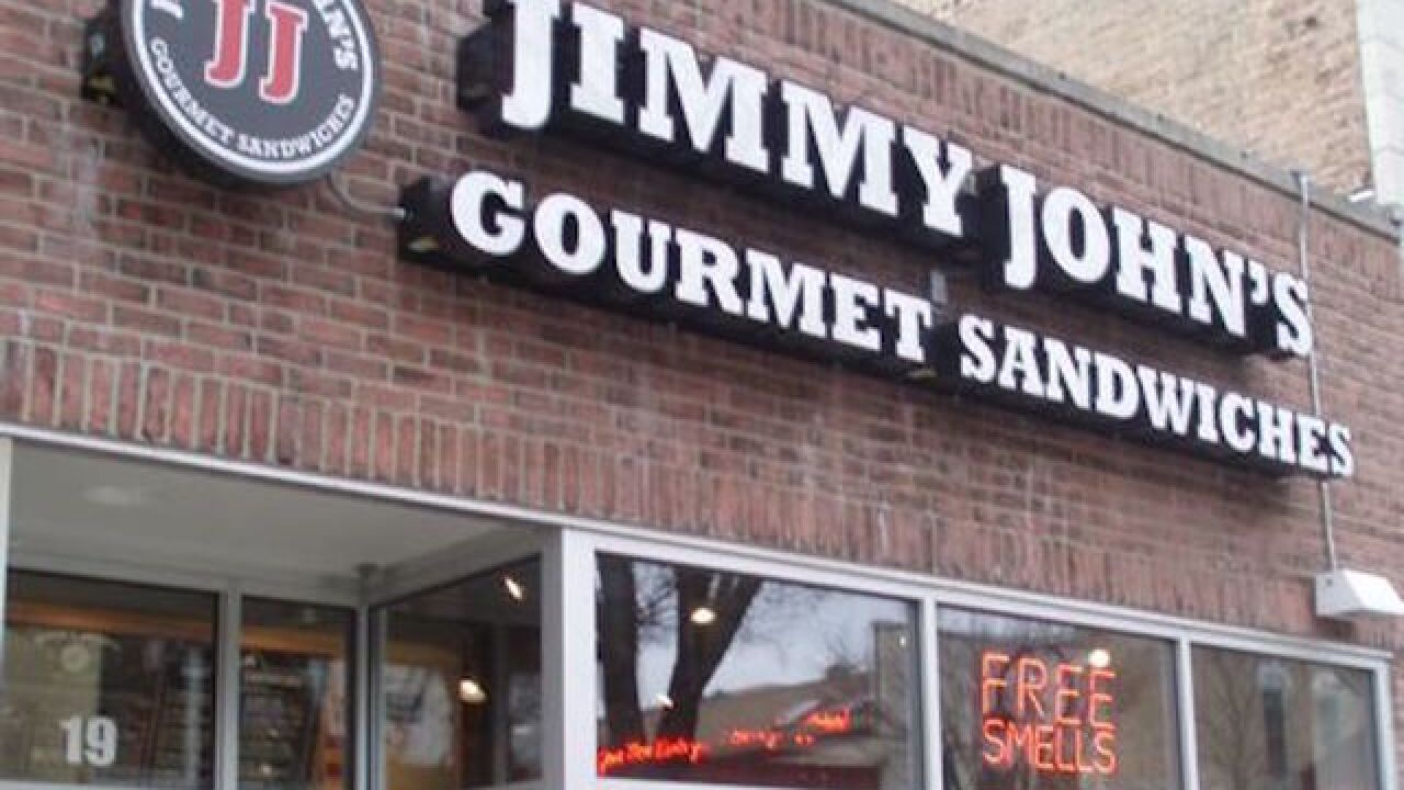 Snapchat video: Jimmy John's workers caught jumping rope with bread dough