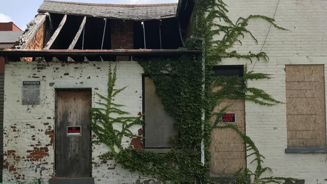 Houses near Mainstrasse: Historic or horrible?