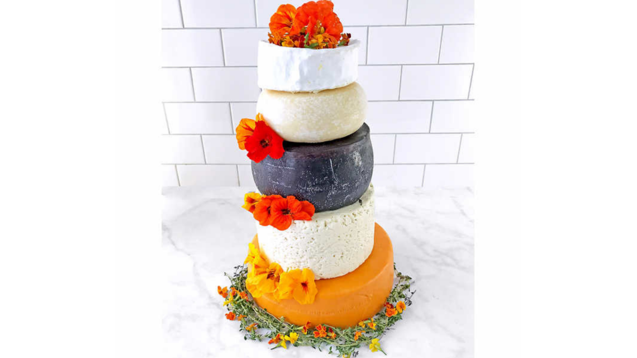 A cheese-lover's dream: Costco selling all-cheese 24 pound wedding 'cake'