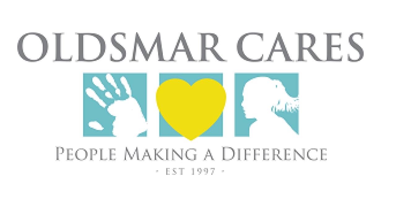 Oldsmar Cares graphic