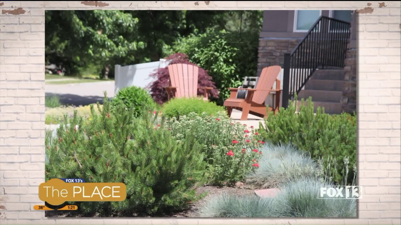 Gathering Areas are one of the hottest landscape trends for 2019