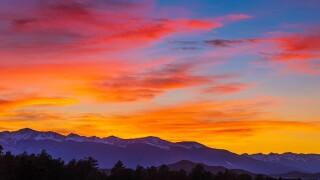 steve shugart westcliffe sunset