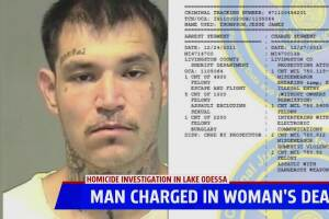 Man Charged in Lake Odessa Murder