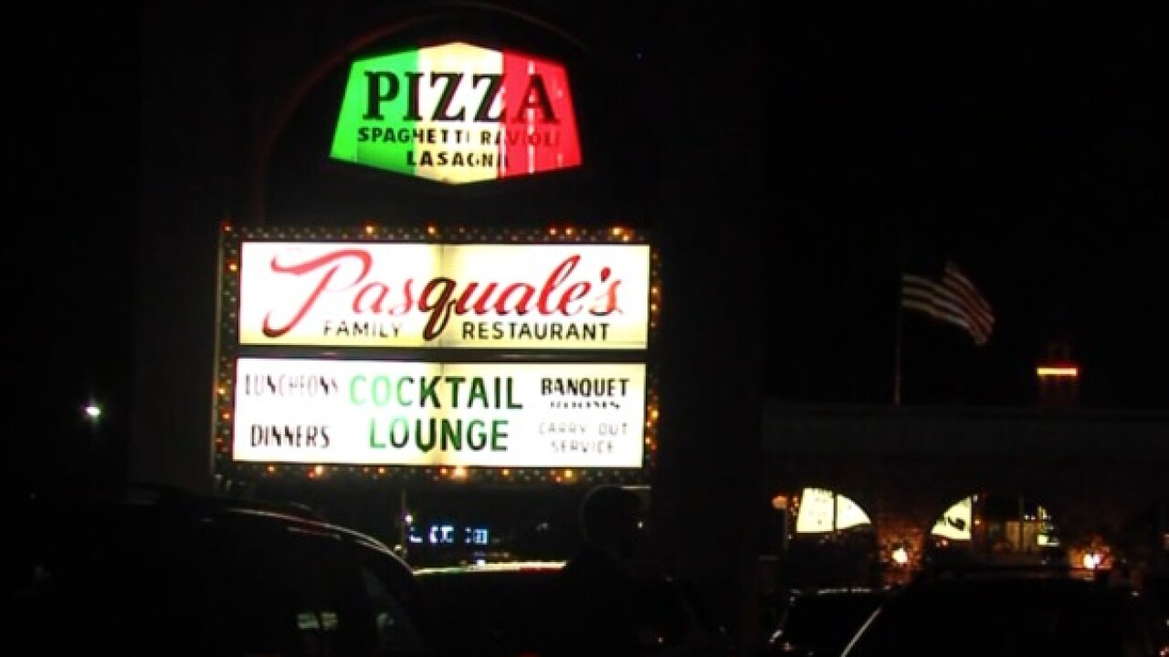 Pasquale's restaurant in Royal Oak to close after 64 years