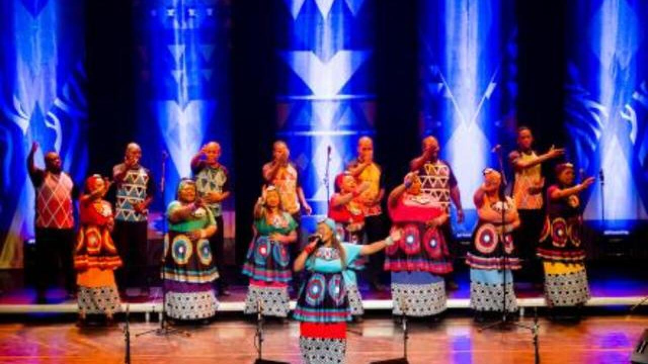 Soweto Gospel Choir To Perform At Wharton