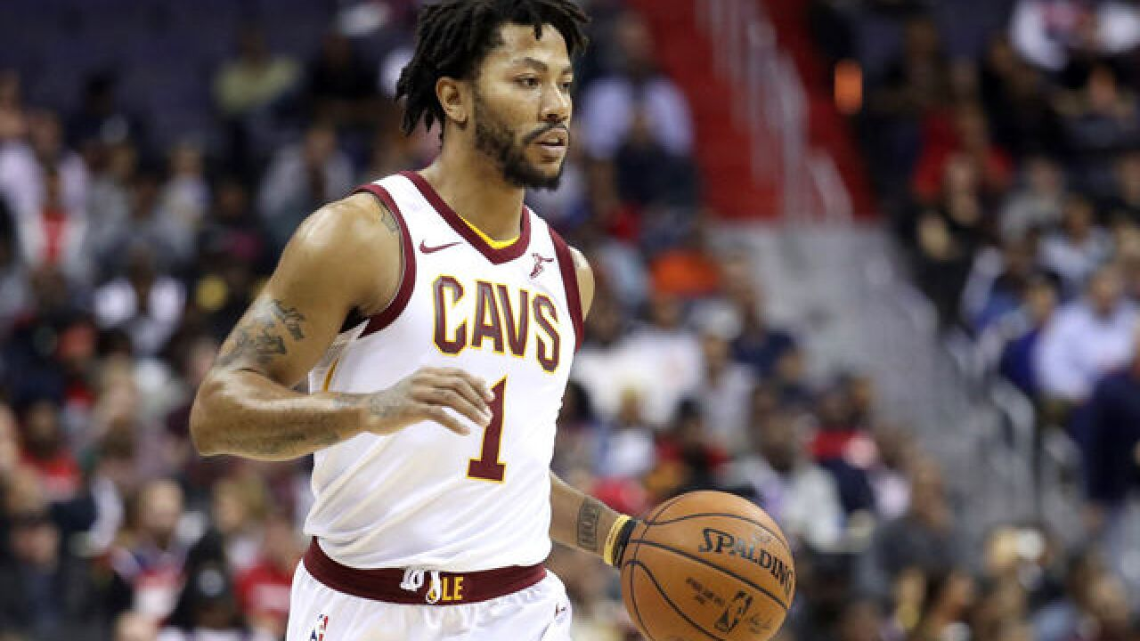 ESPN: Derrick Rose has stepped away from Cavaliers, future with team uncertain