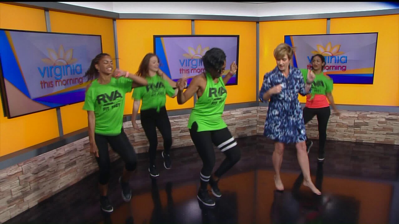Get Your Groove on at RVA FitFest