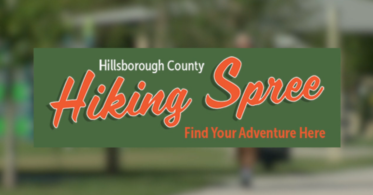 Walking Club Bonus: Hillsborough County's Hiking Spree kicks off Sunday