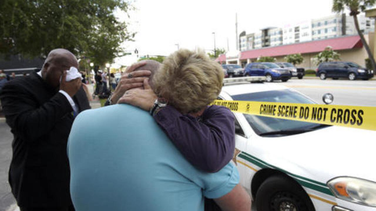 Photos: 50 dead in nightclub mass shooting